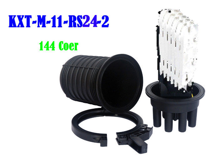 24 ~ 144 Core Dome Fiber Optic Splice Closure Joint Cable mini